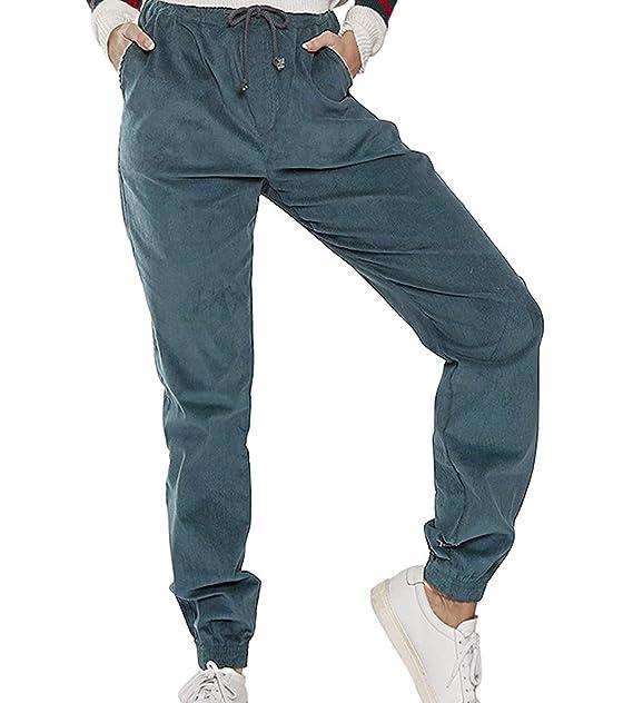 Velluto Amazon Pantaloni Pantaloni Donna Amazon Donna Velluto Amazon Donna Pantaloni Velluto ARjc4L35q