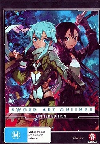 Sword Art Online II: Part 2 [Limited Edition] [NON-USA Format / PAL / Region 4 Import - Australia]