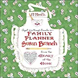 Best TF Publishing Family Planners - Susan Branch Family Planner 2017 Wall Calendar Review