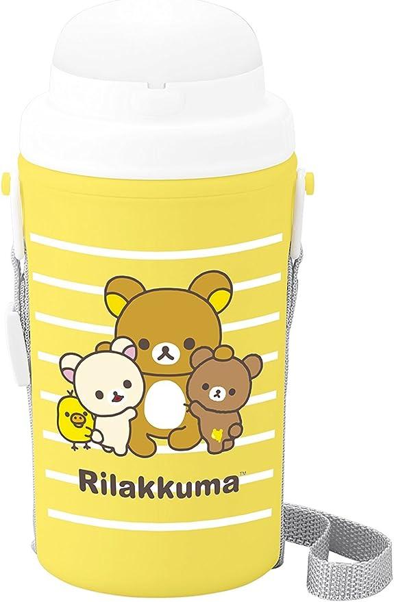 Au Rilakkuma Bottle Cute Water Kids 500ml BPA Free Gift Sports Outdoor