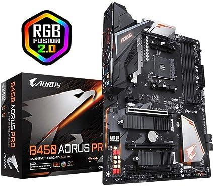 carte mere socket am4 Amazon.com: GB B450 AORUS PRO AM4 / B450 / DDR4 / S ATA 600 / ATX