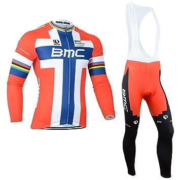 VUK bicicleta ropa de moda para hombre camiseta de manga larga ...