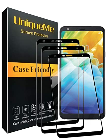 3 Pack  INGLE Compatible with LG Stylo 4   LG Stylus 4 Screen Protector 3be8bb1b1c7