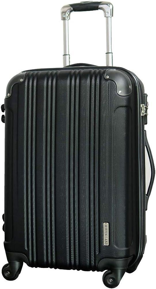 S型バーガンディ/メッシュQueendomTSAロック搭載スーツケースキャリーバッグ(1~3日用)超軽量機内持込国内/国際線持込可能