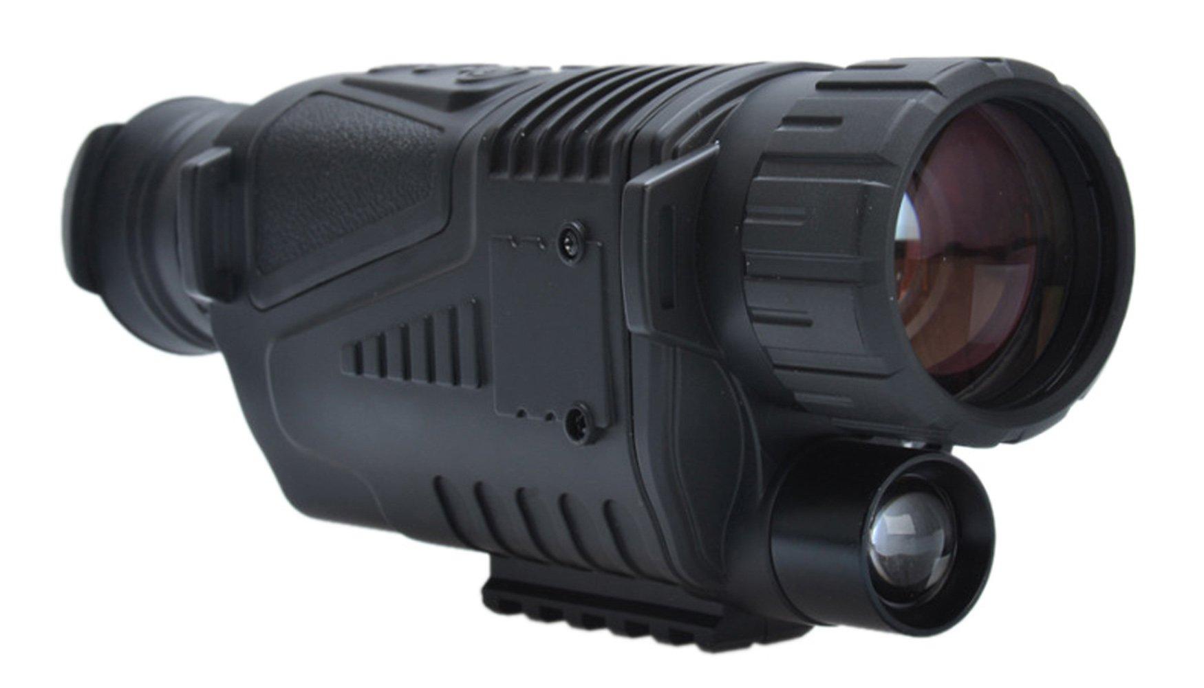 Insun Day and Night Vision Digital Camera Binoculars Infrared Spy 5x 40mm