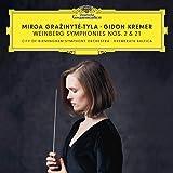 Weinberg: Symphonies Nos. 2 & 21 [2 CD]