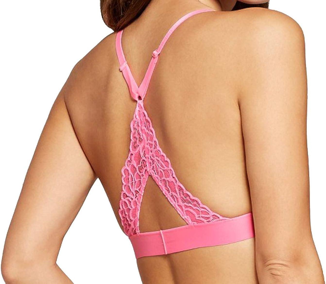 Xhilaration Womens Wireless Lace Everyday Bralette