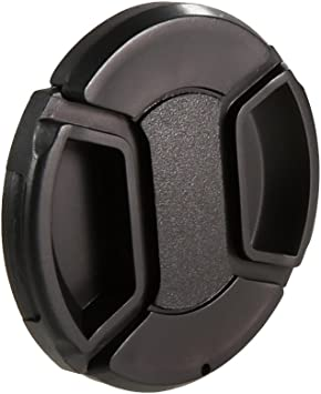 CamDesign 77MM Snap-On Front Lens Cap Cover Compatible with Canon Sony Pentax all DSLR lenses Nikon