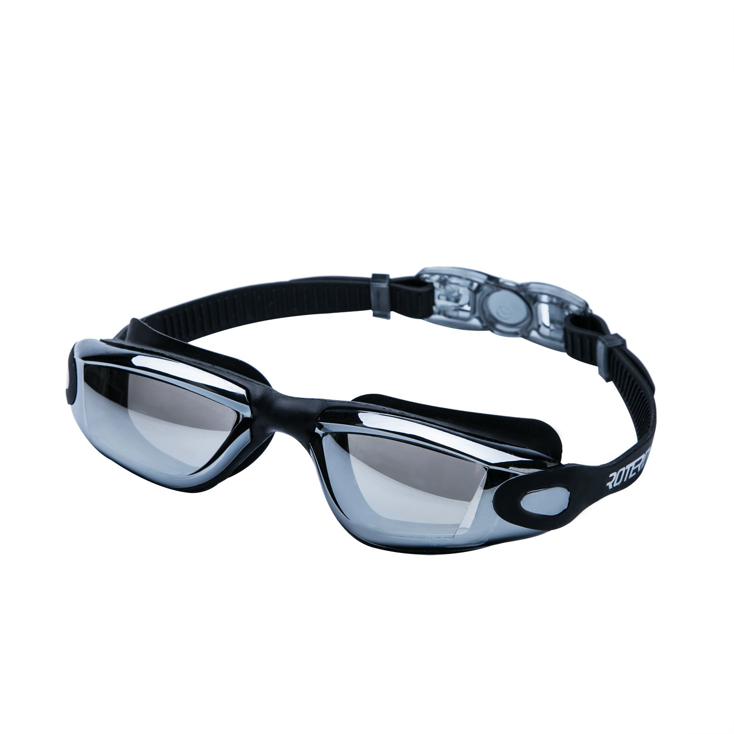 c792267ac067 Amazon.com   ROTERDON Swimming Goggles