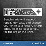 Benchmade - Puukko 200 Fixed Bushcraft Knife Made