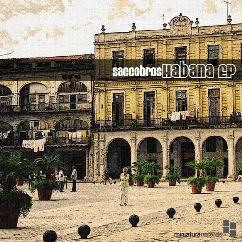 Saccobros, The* Saccobros - Pimientos EP