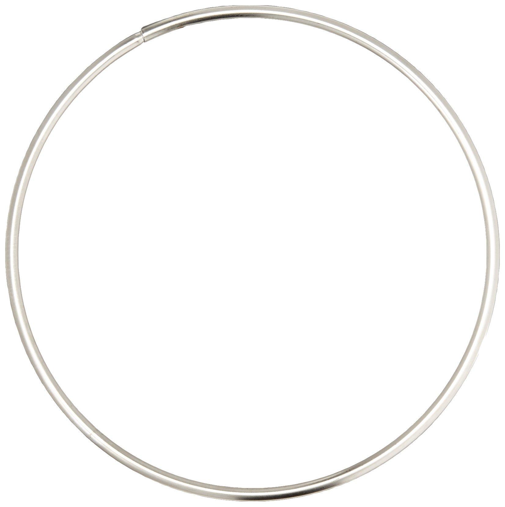 Matfer Bourgeat 371609 Plain Tart Ring, Silver by Matfer Bourgeat (Image #2)