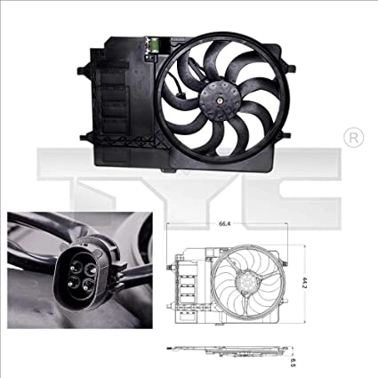 Motor Ventilador Enfriador Ventilador Enfriamiento Ventilador ...