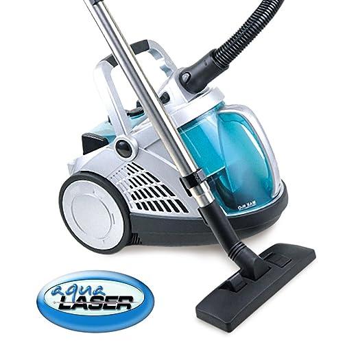 Aqua Laser vacuum Jet II aspiradora con filtro de agua, sin bolsa ...