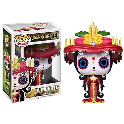 Funko POP Movies Action Figure: Book of Life - La Muerte: Funko Pop! Movies: Toys & Games