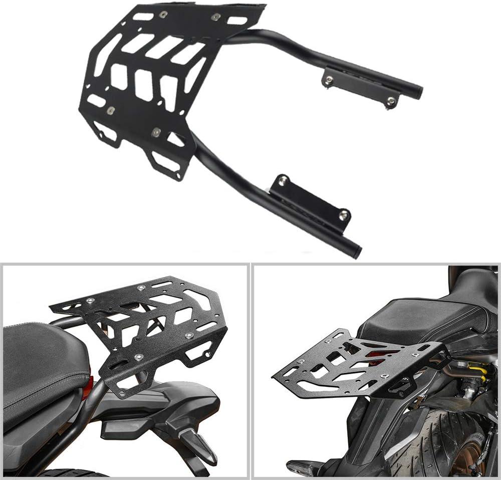 MZ-STORE Moto Aluminium Cadre Arri/ère pour Honda CB650R Neo Sports Cafe 2019 2020
