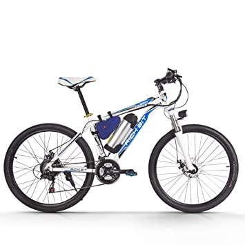eBike_RICHBIT 006 Bicicleta de Montaña Eléctrica Bicicleta Eléctrico Bicicleta de Ciudad Bicicleta de Viaje Ciclista con