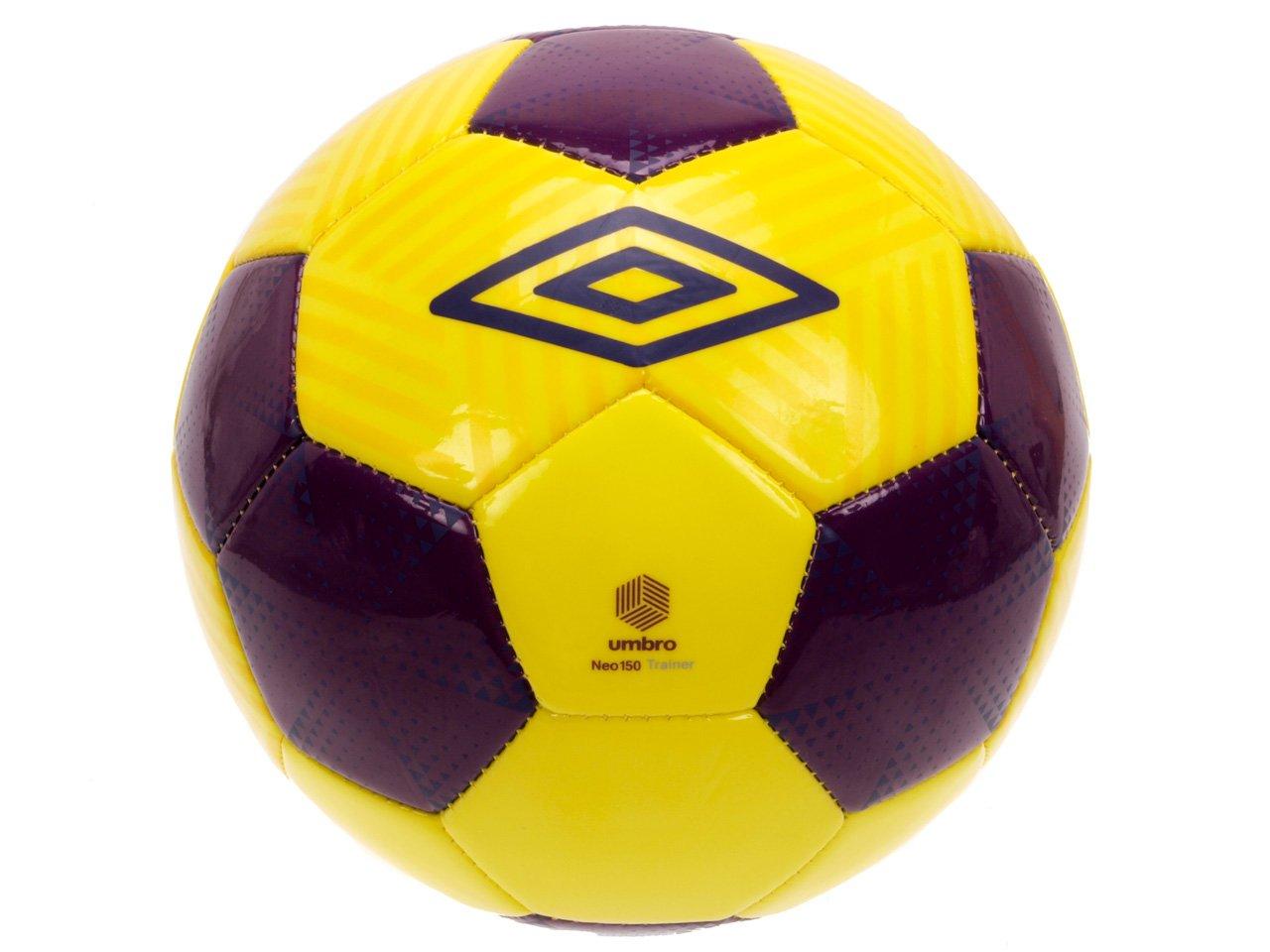 Umbro Neo trainer-Balón de fútbol tamaño 4, juego, amarillo, talla ...