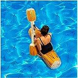 Intex 56280EU - Centro juegos hinchable Toro flotante 239 x 196 x ...