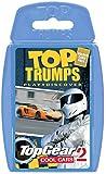 Top Trumps – Top Gear Cool Cars 2 – Jeu de Bataille Version Anglaise