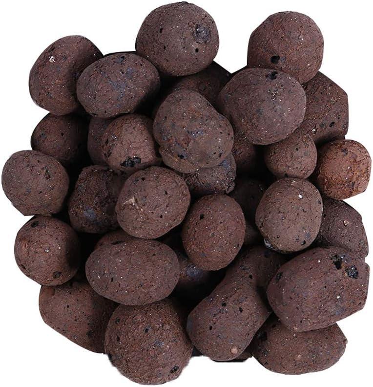 FiedFikt Orgánica - Bolsas de bolas de arcilla expandida para cultivos hidropónicos, acuicultura, orquídeas (100g)