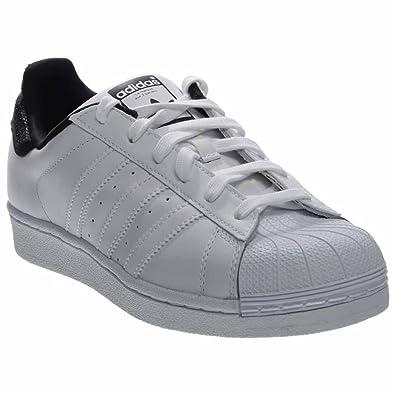 adidas superstar w schoenen zwart