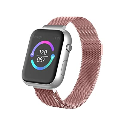 Amazon.com: YH6 IP67 Waterproof Smartwatch Heart Rate Blood ...