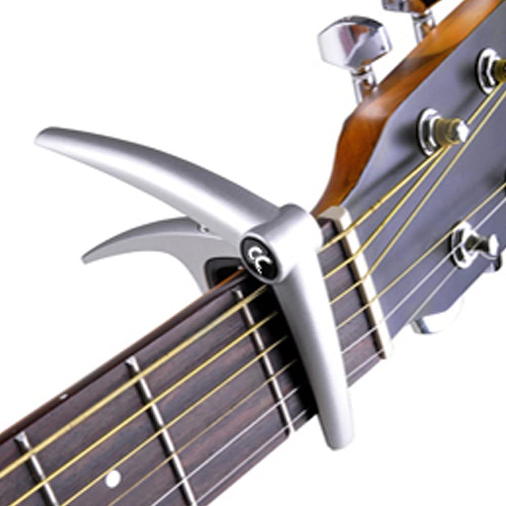 For Acoustic electric and classical guitars banjo ukulele SIL CAPO