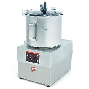 Sammic CKE-8 Food Processor/Emulsifier electric 8.5 qt. (8L) bowl capacity