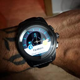 MyKronoz ZeTime Original Reloj Inteligente híbrido 44mm con ...