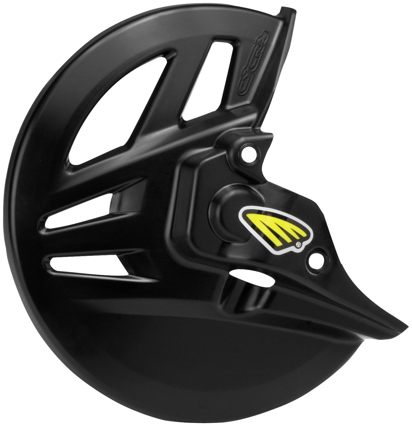Cycra 1093-12 Black Front Disc Cover by Cycra