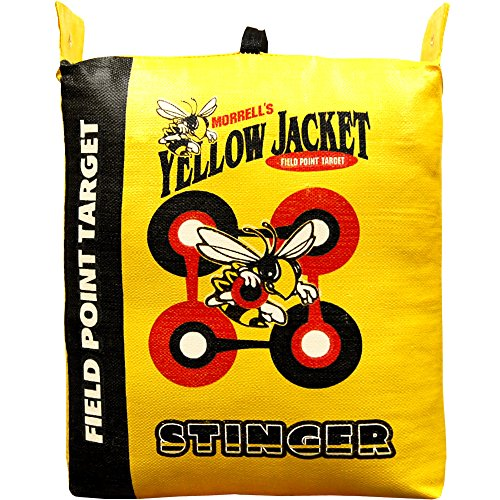 Morrell Yellow Jacket Stinger Field Point Bag Archery Target  - Great for Compound and Traditional Bows by Morrell (Image #6)