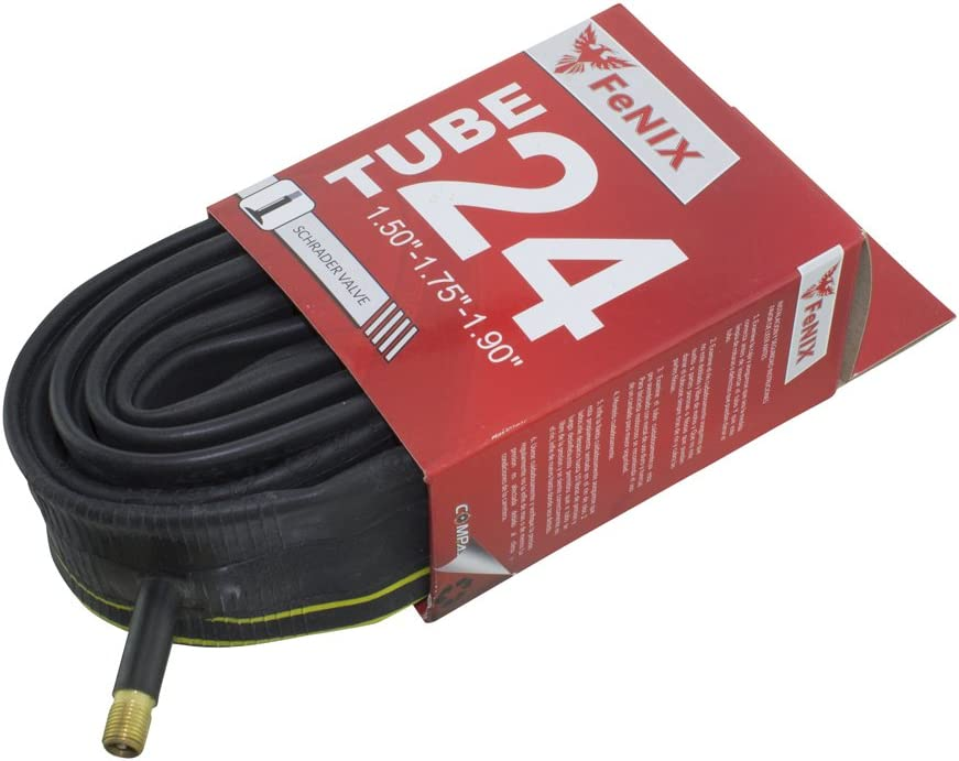 """Bicycle  Inner Tube 16/"""" x 1.50//1.90/""""   Thorn Proof Schrader"""