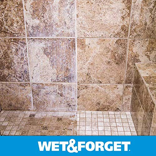 Wet & Forget Weekly Shower Cleaner Spray 64 oz - 4 Pack by WET & FORGET (Image #6)