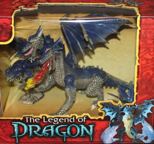 1 Dragon Action Figure-The Legend of Dragon