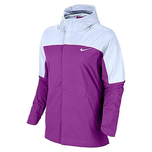 Amazon.com  Nike Shield runner Flash Women s Running Jacket NEW 2016 ... 821bfd41a92a