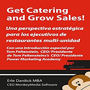 Get Catering and Grow Sales! Audiobook