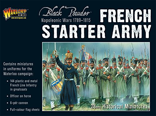 French Napoleonic Army Miniature Set by Warlord Games