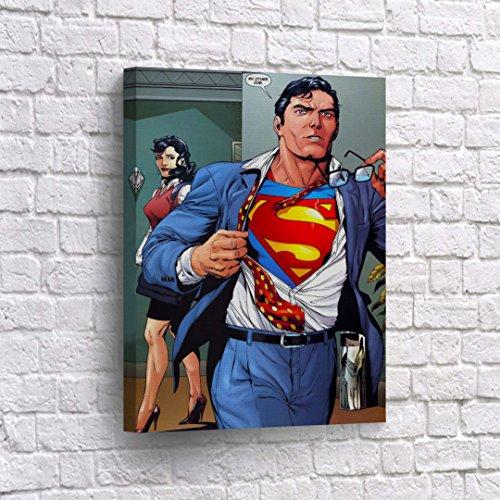 Lois Lane Comic Costumes - Lois Lane and Superman - Transforming