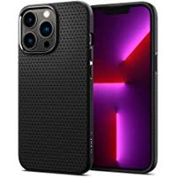 Spigen Compatible for iPhone 13 Pro Case Liquid Air - Matte Black