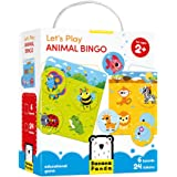 Banana Panda - Let's Play Animal Bingo - Classic Kids Game for Ages 2 Years and Up