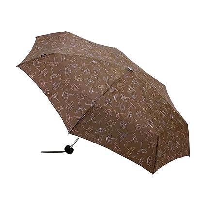 Knirps Piccolo 7 LIMITED [limitado] paraguas plegable del color del paraguas KNAL868-J013
