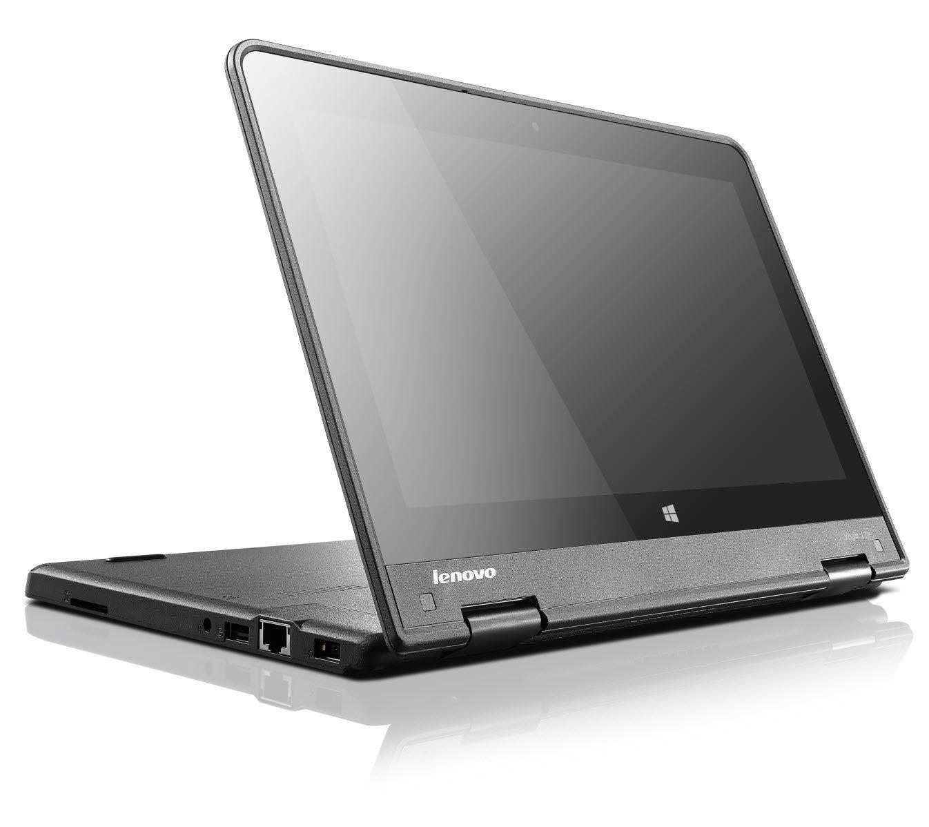 Lenovo Thinkpad Yoga 11E Premium High Performance 11.6 IPS Touchscreen Convertible 2-in-1 Laptop, Intel Core M-5Y10c up to 2 GHz, 4GB RAM, 128GB SSD, WiFi, Bluetooth, HDMI, Webcam, Win 10 Pro