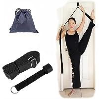 Hossom Verstelbare Beenstretcher, Been Stretcher met deuranker, Ontworpen voor Yoga, Pilates, Fitness en Fysiotherapie