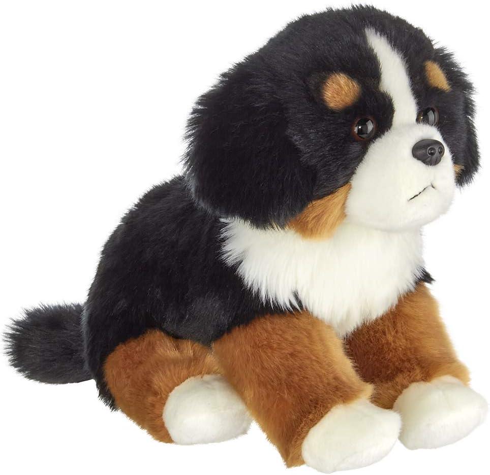 This Is Fine Dog Stuffed Animal, Amazon Com Bearington Bernie Plush Bernese Mountain Dog Stuffed Animal 13 Inches Toys Games