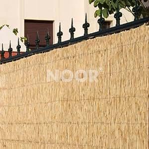 Noor® Bambú Matte Bombay 1,5x 3,0m