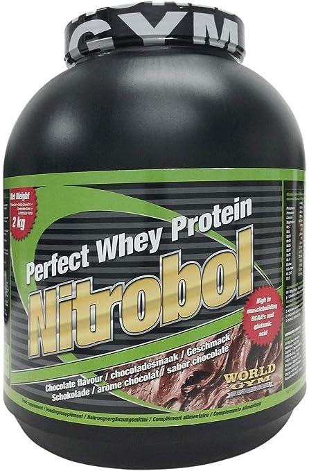 World Gym NITROBOL - chocolate - 2kg