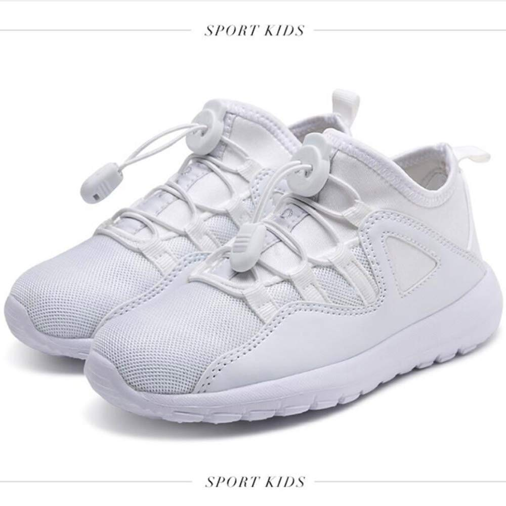 Bon Soir Kids Breathable Mesh Sneakers Boys Casual Sports Shoes Girls Running Shoes