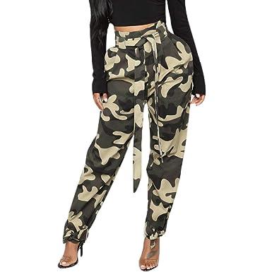 véritable dernière remise super pas cher se compare à Pantalon Femme Militaire Combat Camouflage Cargo Pantalons ...