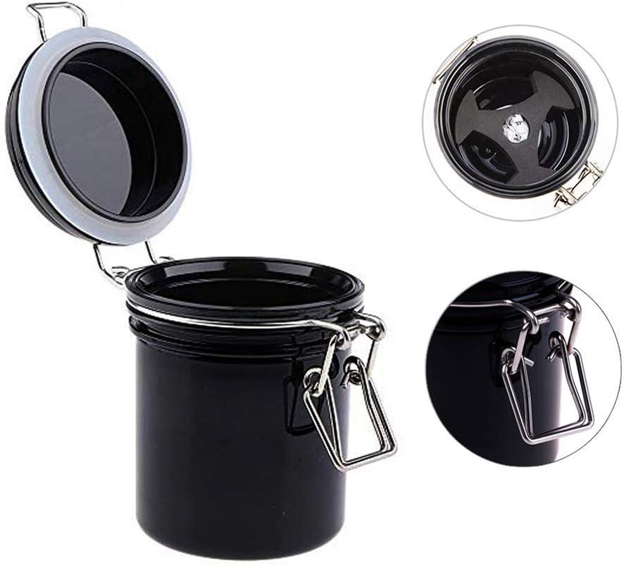 Eyelash Glue Storage Tank Activated Carbon Sealed Storage Jar Leak Proof Container Cylinder Grafting Eyelash Supplies